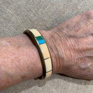 Jewelry - Brass cuff